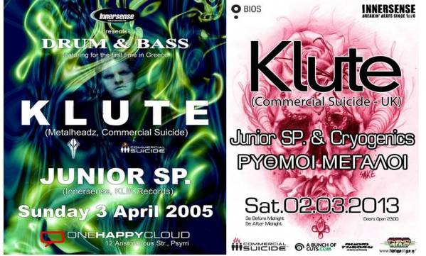 Klute Flyers